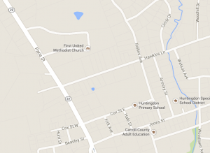 FUMC google map paint